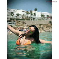 Shama Sikandar Sizzles in Bikini enjoying vacation in Mykonos July 2018    Exclusive Pics 005.jpg