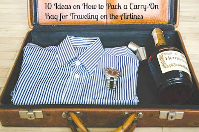 how to pack for airline travel