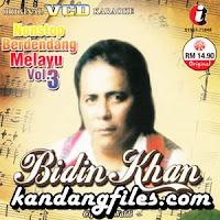Bidin Khan - Bunga Mawar (Full Album)