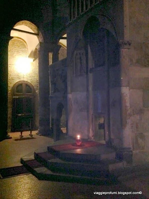 Bologna, il Sepolcro nella Basilica di Santo Stefano