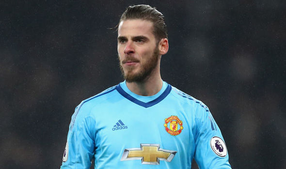Ramos tells Real Madrid not to sign David De Gea, suggests better goalkeeper