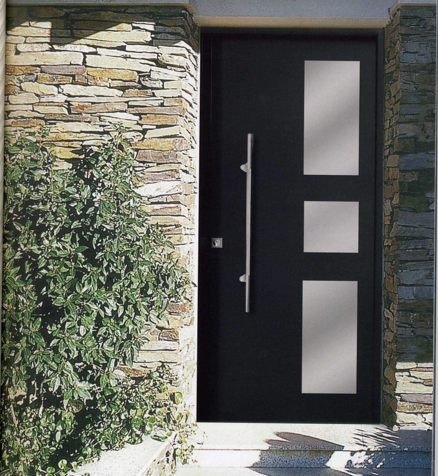Aluminio y pvc en aranjuez y alrededores alumifrank for Puertas de entrada de aluminio rusticas