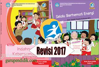 Buku SIswa dan Buku Guru Kelas 4 SD Kurikulum 2013 Revisi 2017