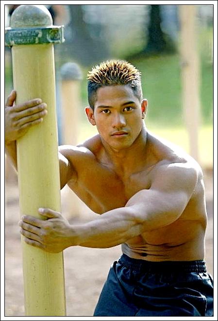 Muscle Gallery Alvin Viernes