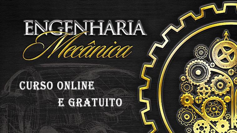 Curso GRATUITO e online em Introdução à engenharia mecânica