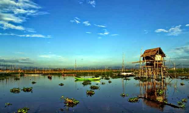 Danau Limboto, Tempat wisata alam di gorontalo
