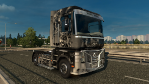 Bubbles Skin for Renault Magnum