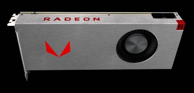 Linha Radeon Vega AMD