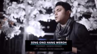 Lirik Lagu Sing Ono Hang Weruh - Nanda Feraro
