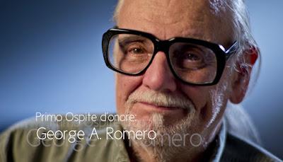 Romero al Lucca Film Festival 2016