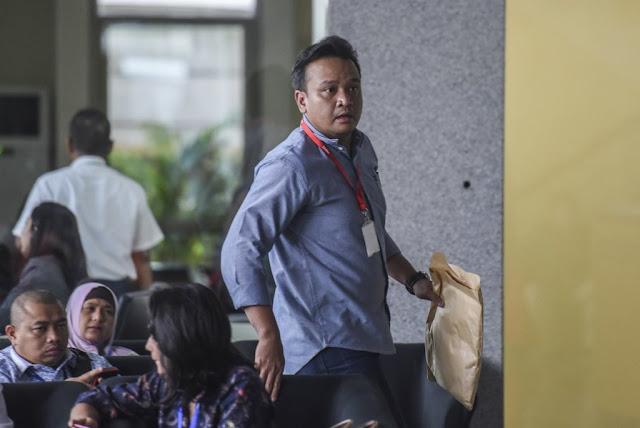 Keponakan Setya Novanto Bantah Terima Uang 3,5 Juta Dolar AS
