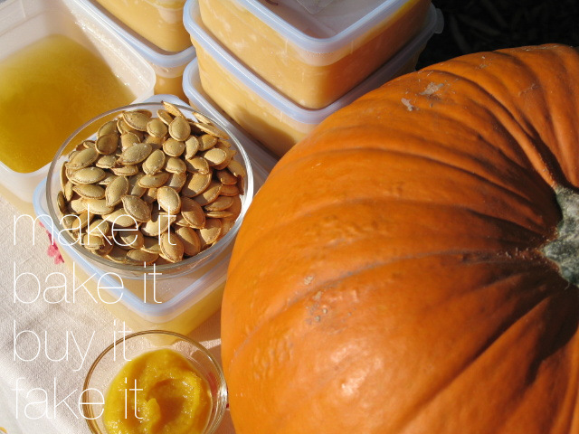 Get the most use from an ordinary pumpkin