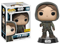 Funko Pop! Jyn Erso Hot Topic