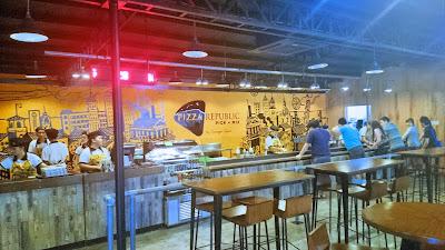 Pizza Republic Cebu