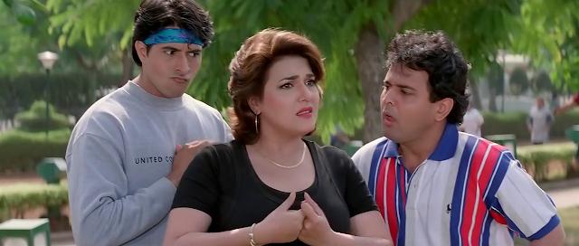 Pyaar Koi Khel Nahin (1999) Full Movie Hindi 720p HDRip ESubs Download
