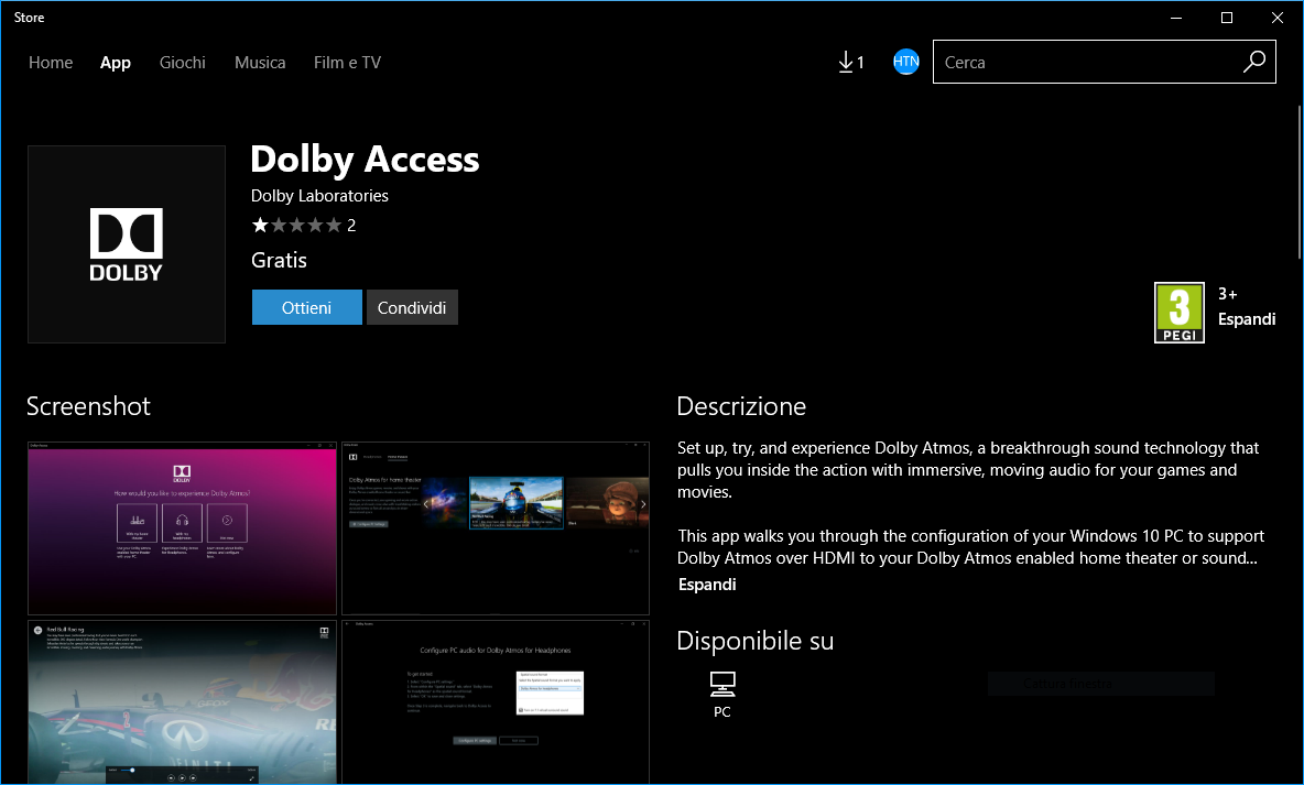 Store-Dolby