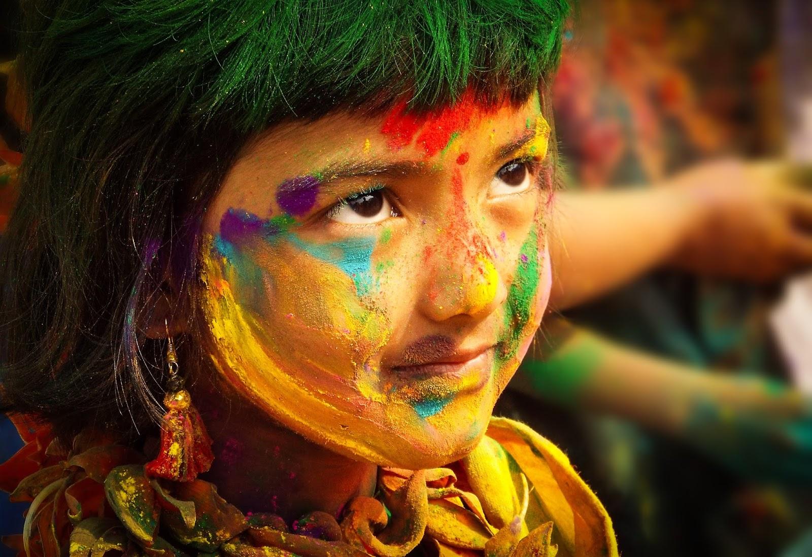 6 Hurbal Methods To Redeem Holi's Stubborn Color