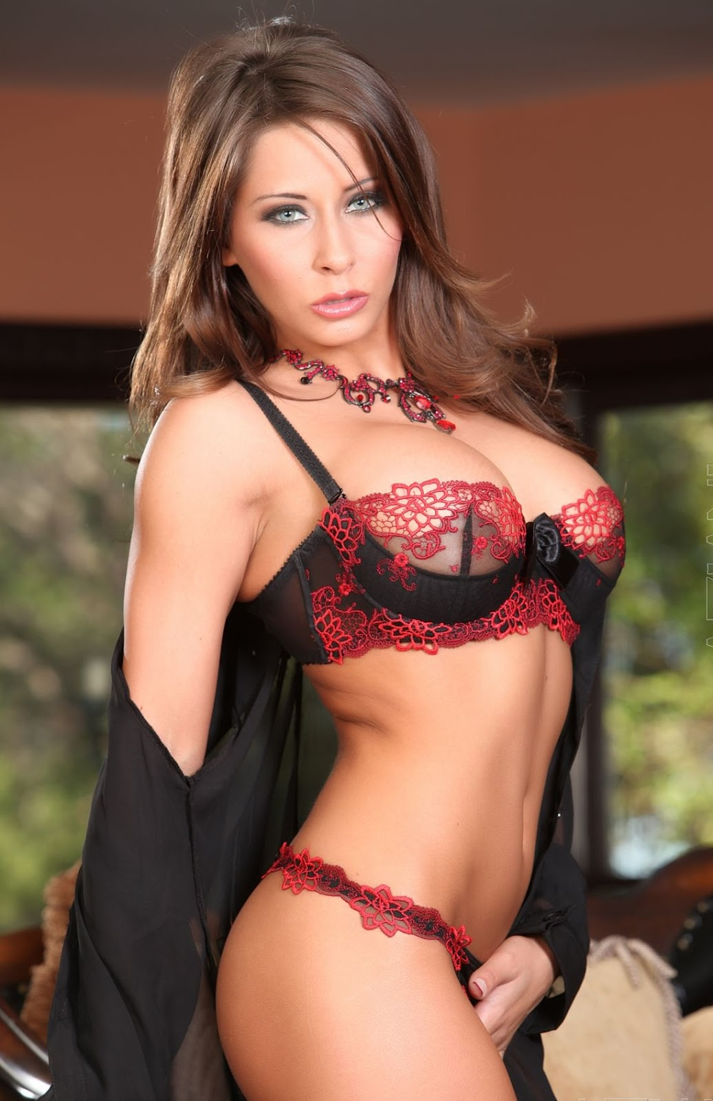 Madison ivy warm hands