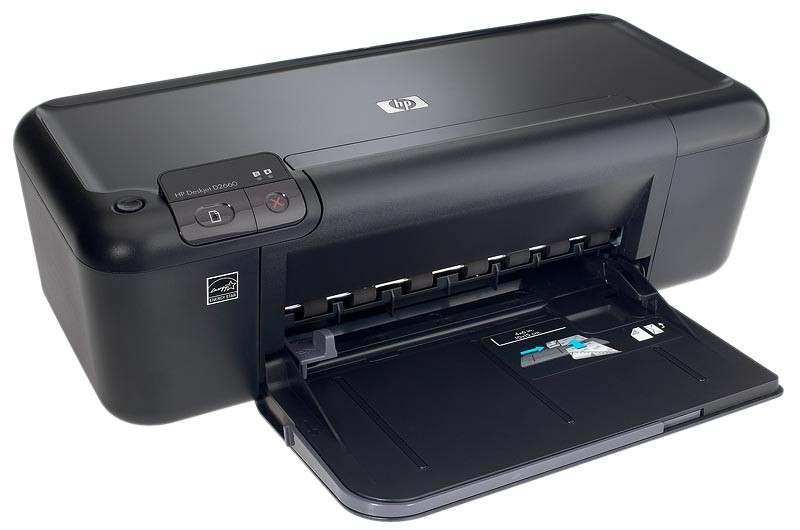 hp deskjet d2600 software
