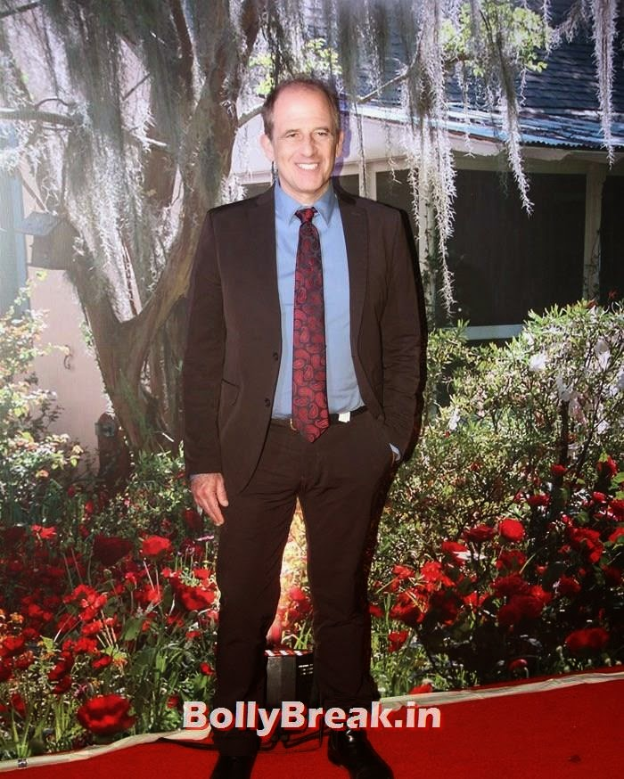 Michael Hoffman, 'The Best of Me' Premiere Photos