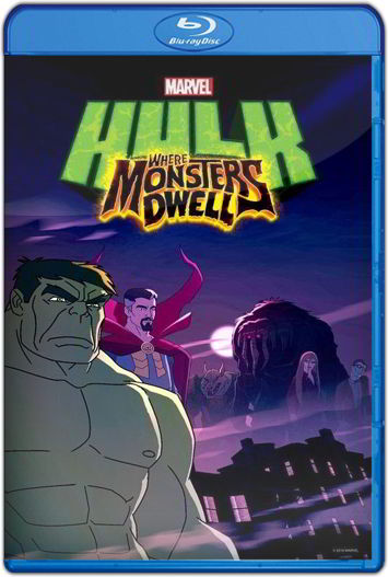 Hulk: Where Monsters Dwell (2016) HD 1080p y 720p Latino