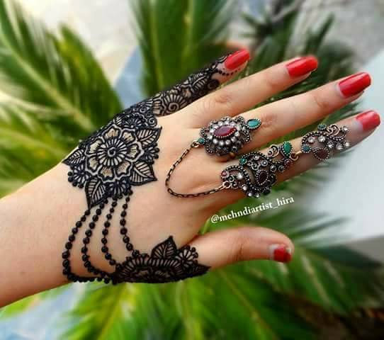 Pictures Collection Latest And Stylish Mehndi Designs