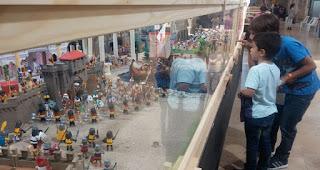 Clickània, el Festival de Playmobil de Montblanc.