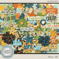 Kit : Oops by CathyK Designs