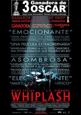 Whiplash | #TuCambioEsAhora
