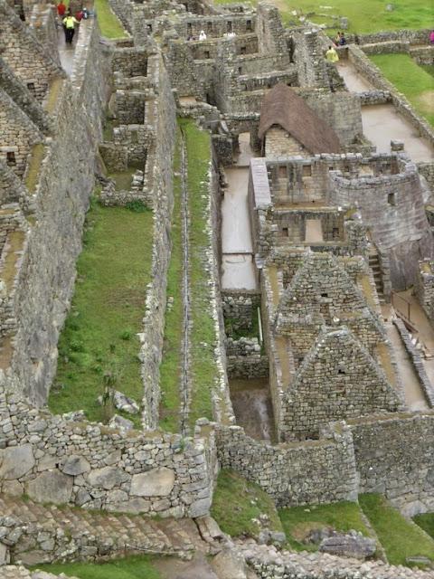 Machupicchu, ruinas