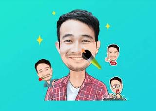 Cara Membuat Emoticon dengan Wajah Sendiri di Android dan iPhone