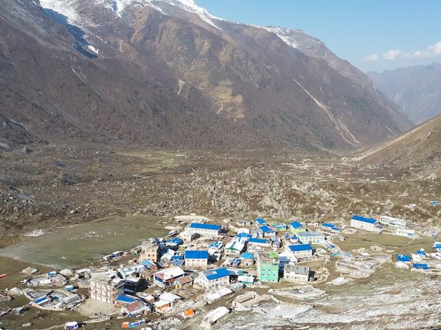 Langtang Valley and Gosaikunda Trekking, Kyanjing Gompa