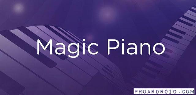 تطبيق Magic Piano by Smule للاندرويد