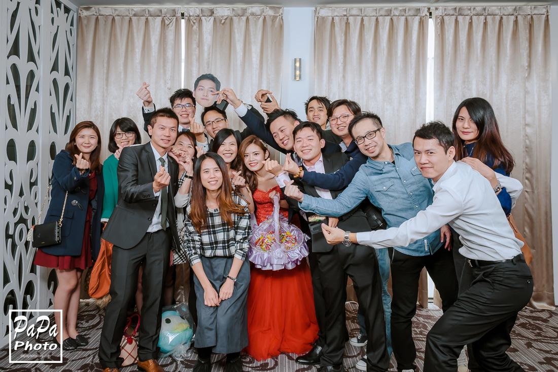 PAPA-PHOTO婚禮影像 婚攝作品 青青風車莊園 類婚紗