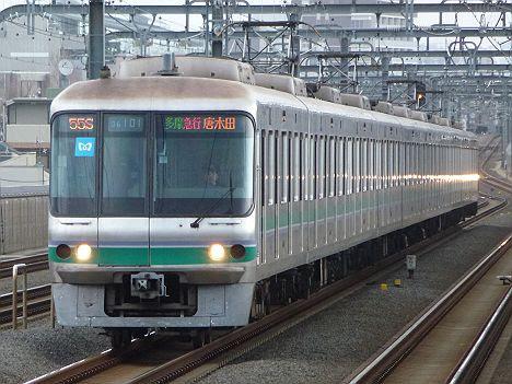 【小田急乗入消滅!】メトロ06系の多摩急行 唐木田行き(2015.8運行終了)