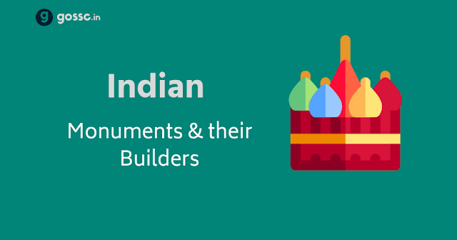 Indian Monuments and Their Builders