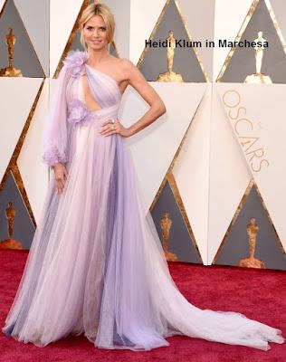 Heidi%2BKlum%2Bem%2Bmodelo%2BMarchesa - Look Óscares 2016