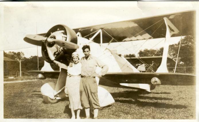 Rhoda and Lloyd Seaman