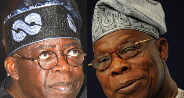 Tinubu Back Fired On Obasanjo At War