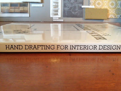 Courtney lane my first interior design studio project - Hand drafting for interior design ...