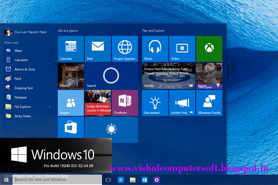 windows 10 pro 64 bit iso file