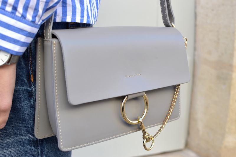 sac gris Idriss