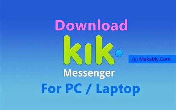 Download-Kik-Messenger-For-PC