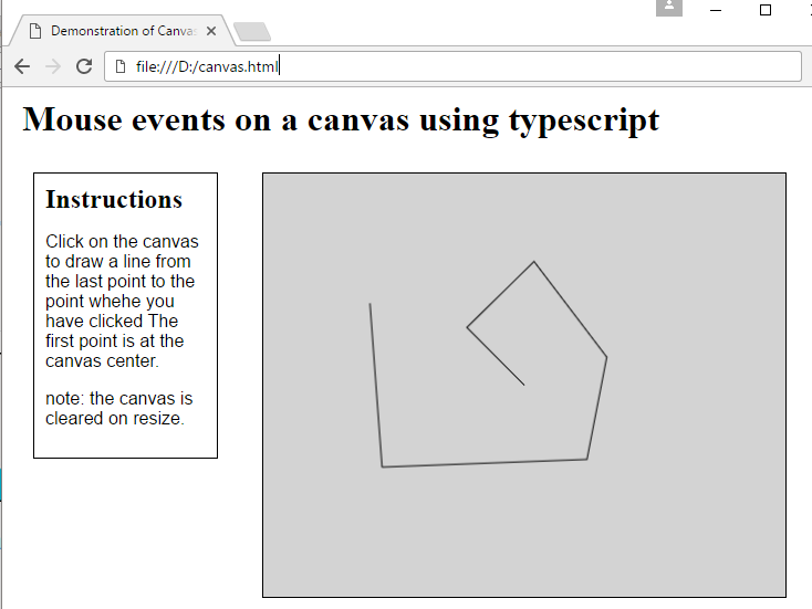 Thinking In 16 Bits: Using mouse events on an HTML 5 Canvas in