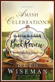 Amish Celebrations by Beth Wiseman {Book Review}