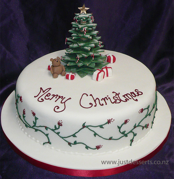Traditional Christmas Cakes 2018