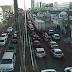 Protesto #foratemer causa mega congestionamento na Salgado Filho sentido sul