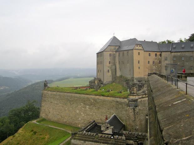 Nigstein Fortress German Festung