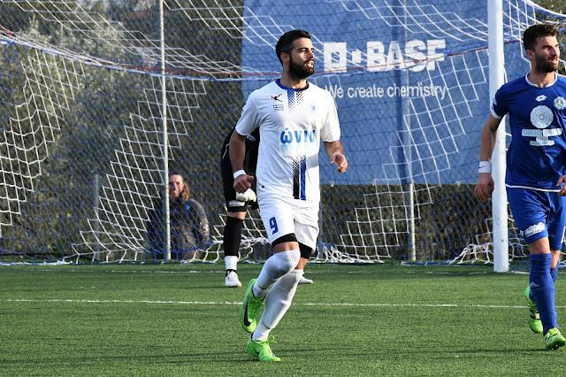 Ο Ερμής Κιβερίου πέρασε νικηφόρα από την έδρα του Ταμυναϊκού με σκορ 1-2