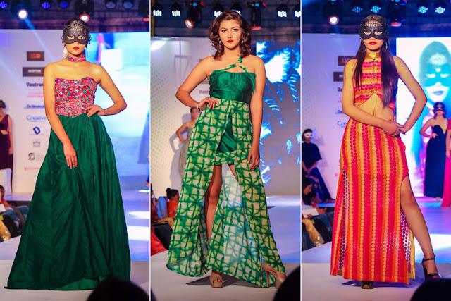 Graduation Fashion Show Of Namuan College Of Fashion Technology Glamour Nepal Blog